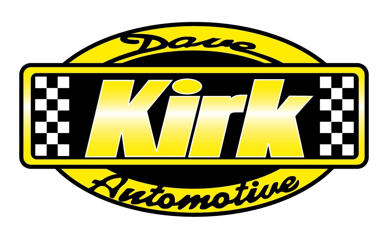 Dave Kirk Body Shop logo